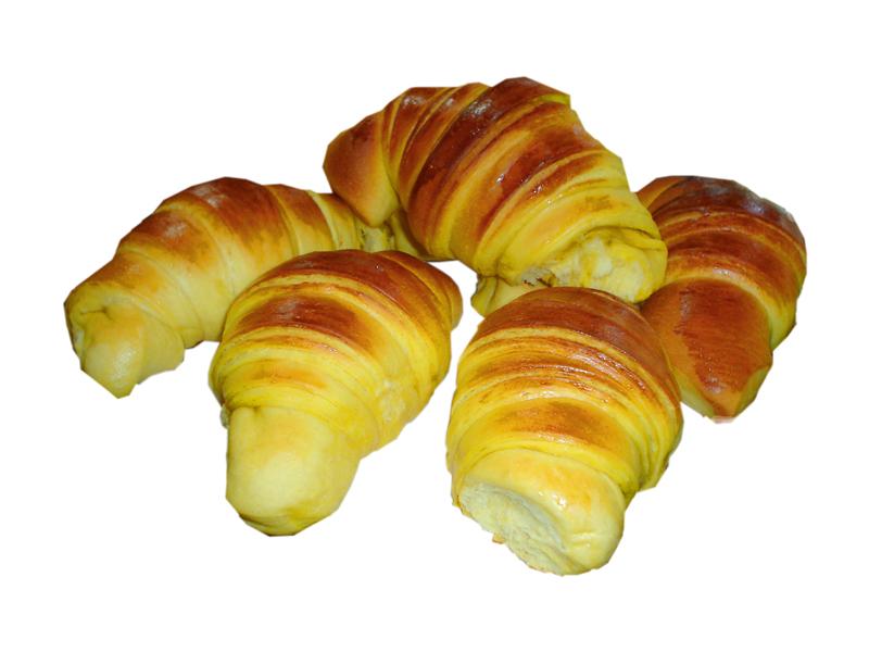 Croissant Simples 100 Doçuras
